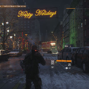 The Division Xbox One - Battle Field