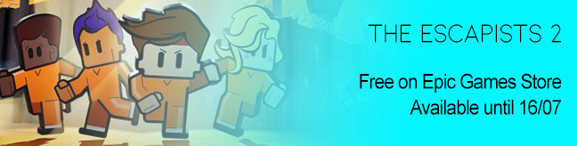 The Escapists 2 Free Game