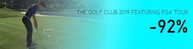 The Golf Club 2019 featuring PGA TOUR Best Deal