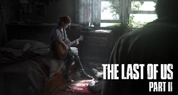 The Last Of Us Part II Trailer Cover