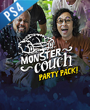 The Monster Couch Party Pack