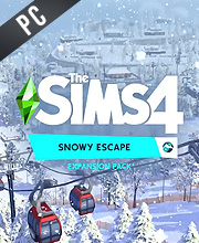 The Sims 4 Snowy Escape Expansion Pack