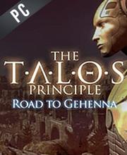 The Talos Principle Road To Gehenna
