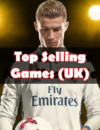 Check Out The List Of UK's Top Selling Games Last Week!