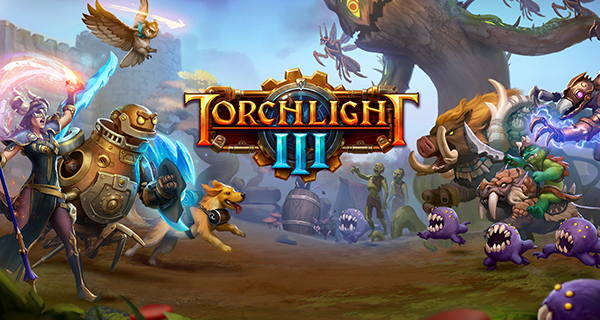 Torchlight 3 Character Classes