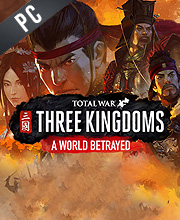 Total War THREE KINGDOMS A World Betrayed