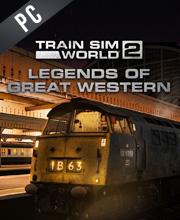 Train Sim World 2 Diesel Legends of the Great Western Add On