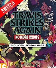 Travis Strikes Again No More Heroes Season Pass