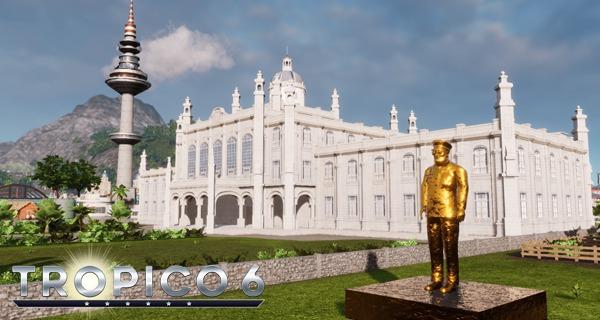 Tropico 6 Dev Diary