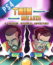 Twin Breaker A Sacred Symbols Adventure