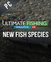Ultimate Fishing Simulator VR New Fish Species