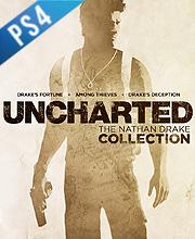 Uncharted The Nathan Drake