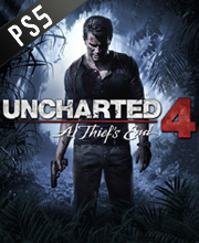 Uncharted 4 A Thief's End