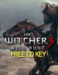 Giveaway | The Witcher 3: Wild Hunt Free CD Key