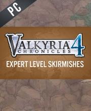 Valkyria Chronicles 4 Expert Level Skirmishes