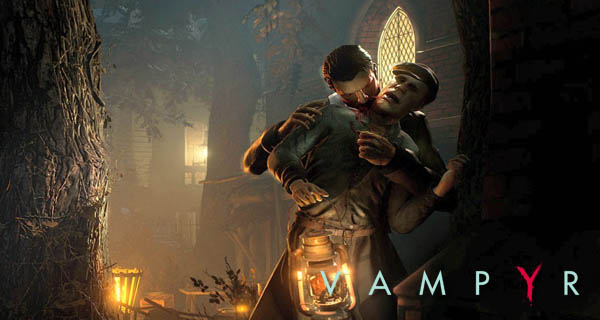 Vampyr Release Banner