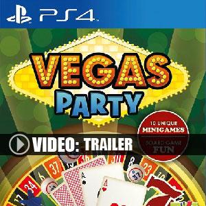 Vegas Party PS4 Code Price Comparison