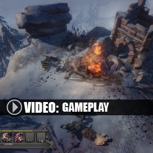Vikings Wolves of Midgard video gameplay