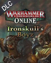 Warhammer Underworlds Online Warband Ironskull's Boyz
