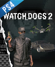 Watch Dogs 2 Black Hat Pack