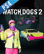 Watch Dogs 2 Glow Pro Pack