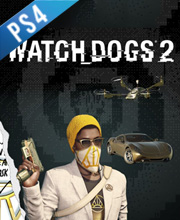 Watch Dogs 2 Guru Pack