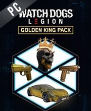 Watch Dogs Legion Golden King Pack
