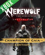 Werewolf The Apocalypse Earthblood Champion Of Gaia Edition