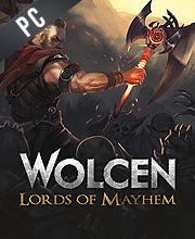 Wolcen Lords Of Mayhem