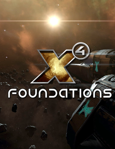 X4: Foundations Arrive Today!