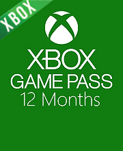 Xbox Game Pass 12 Months