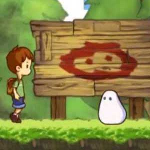 A Boy and His Blob - At The Forest