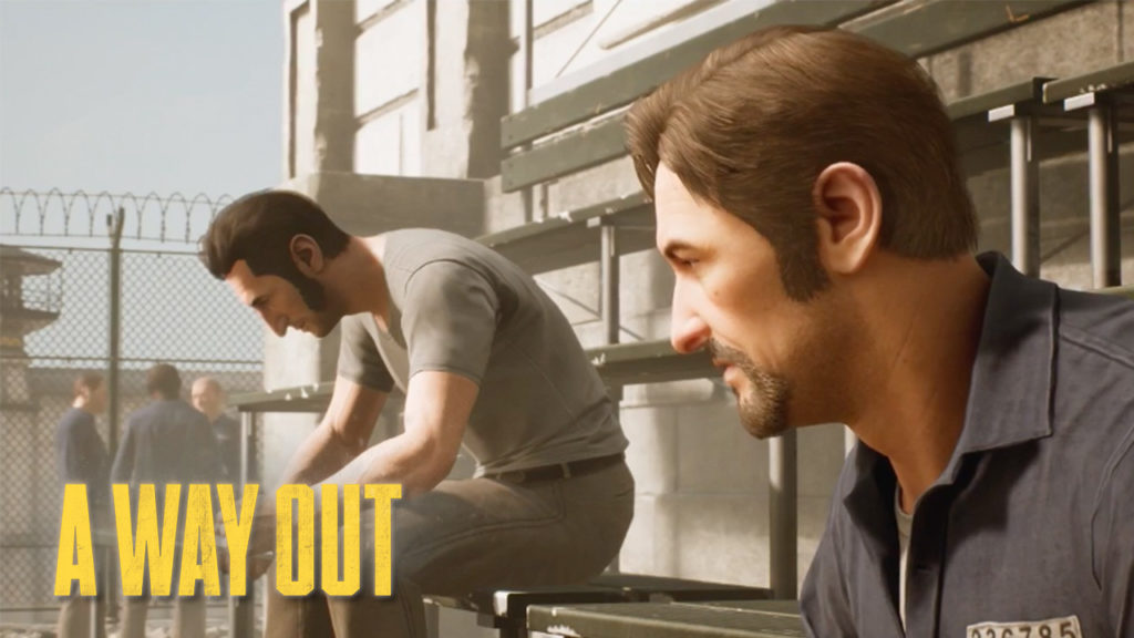 A Way Out Motion Banner