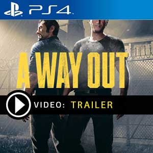A Way Out PS4 Prices Digital or Box Edition