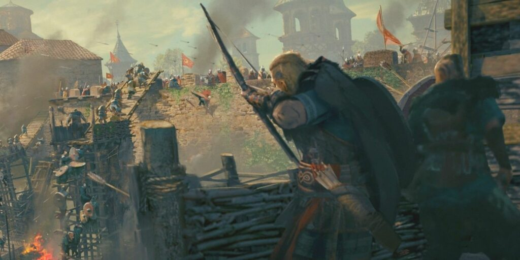 AC Valhalla The Siege of Paris