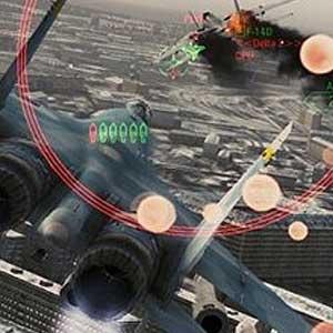 Ace Combat Assault Horizon Air Strike