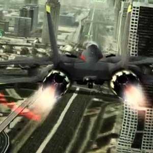 Ace Combat Assault Horizon Air Craft