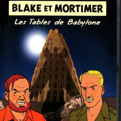Blake et Mortimer Les Tables de Babylone Digital Download Price Comparison