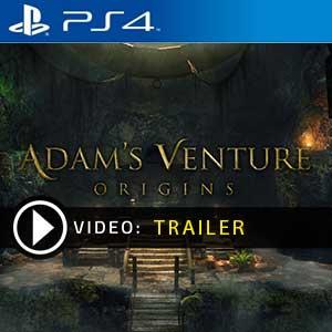 Adams Venture Origins PS4 Prices Digital or Box Edition