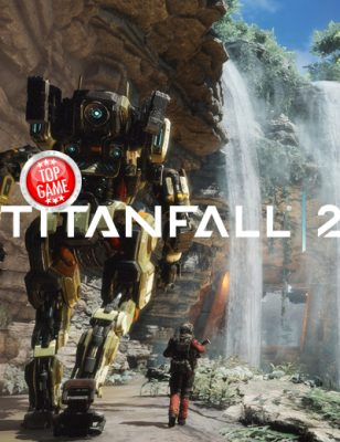 Titanfall 2 Single Player Campaign Features Jack and Titan BT