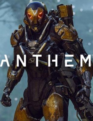 Anthem Gameplay Revealed In Trailer
