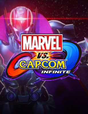Showdown Between Ghost Rider and Jedah in Marvel Vs Capcom Infinite Trailer