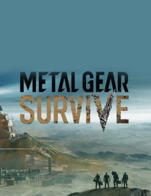 Konami's New Game For Everybody Is Metal Gear Survive
