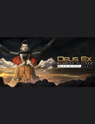 February Brings Another Deus Ex Mankind Divided Story DLC
