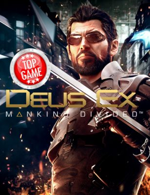 What's Hot! Deus Ex Mankind Divided Reviews Are Mostly Positive