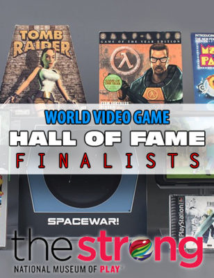 Check Out The World Video Game Hall Of Fame Nominees Of 2018