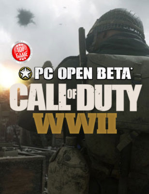 Play In The Call of Duty WWII PC Open Beta Now!