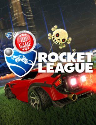 Rocket League Halloween Treats Available Next Week