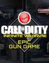 One Week Of Call Of Duty Infinite Warfare Epic Gun Game Now Live