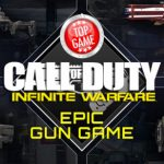 One Week Of Call Of Duty Infinite Warfare Epic Gun Game Now Live